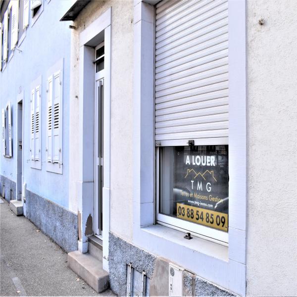 Location Immobilier Professionnel Local commercial Haguenau 67500