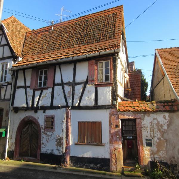 Offres de vente Maison Wissembourg 67160