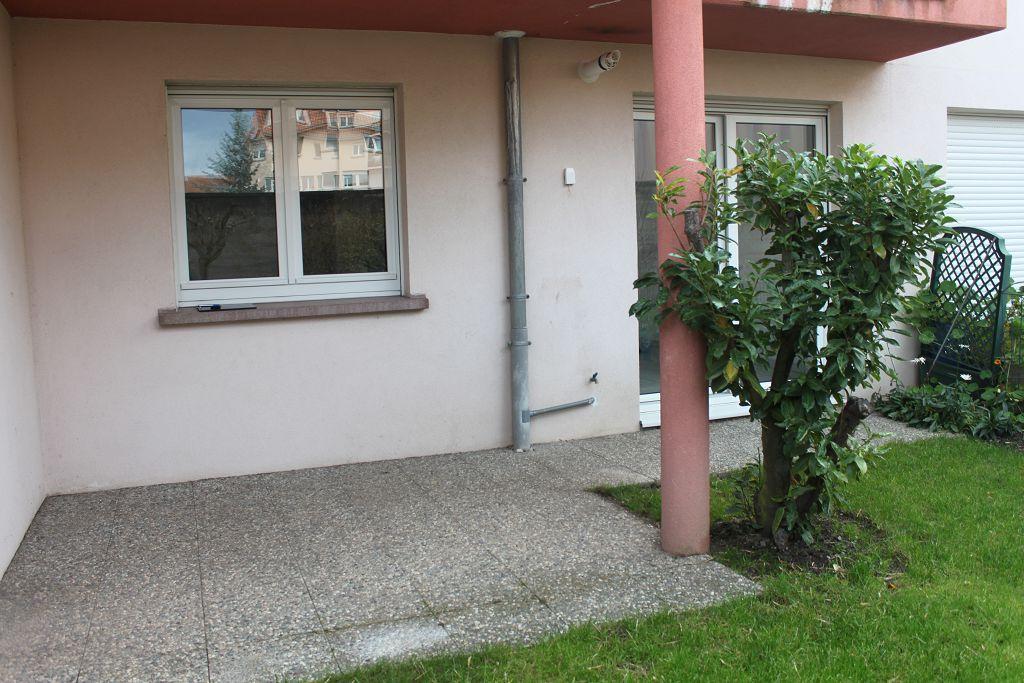 Vente appartement jardin terrasse garage - Compromis de vente garage ...