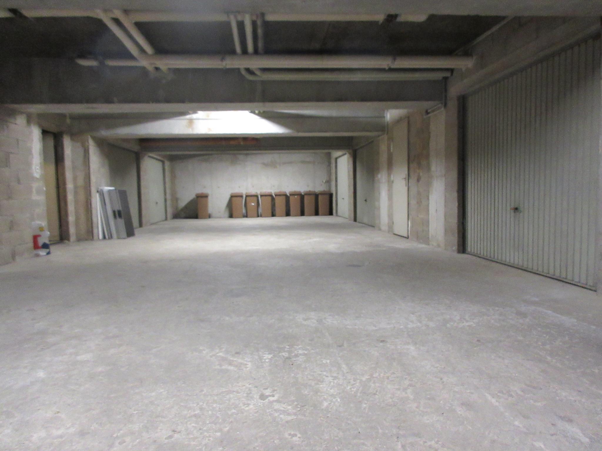 Garage privatif